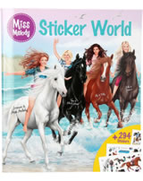 Miss Melody Sticker World Am Strand