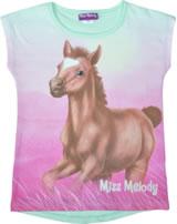 Miss Melody T-Shirt Kurzarm FOHLEN fair aqua 84009-601