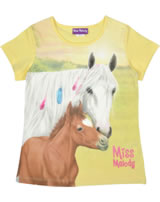 Miss Melody T-Shirt Kurzarm FOHLEN pale banana 84070-408