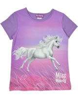 Miss Melody T-shirt short sleeve DREAM HORSE amethist orchid 84067-945
