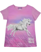 Miss Melody T-Shirt Kurzarm TRAUMPFERD cyclamen 84067-826