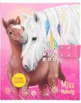 Miss Melody Tagebuch mit Geheimcode Fohlen