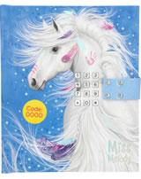 Miss Melody journale avec code secret cheval de rêve