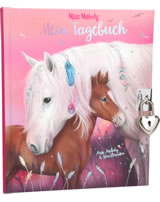 Miss Melody Tagebuch mit Stickern Miss Melody & Heartbreaker