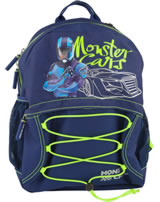 Monster Cars backpack marine