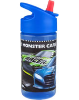 Monster Cars Trinkflasche