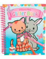 Princess Mimi Malbuch Glitter Book Lou und Nelly