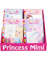 my Style Princess Mini Malbuch Magic Book