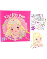 my Style Princess Sticker-Buch/Bling-Bling Book
