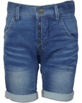 name it Jeans Long-Shorts Sweat NITRALF Kids light blue denim 13124606-LBD