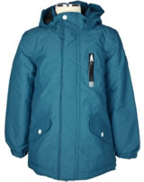 name it wetterfeste Jacke m. Kapuze NITMEDENIM Kids mykonos blue 13126702