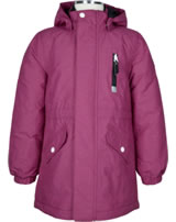 name it wetterfeste Jacke m. Kapuze NITMEDENIM Kids sangria 13126714