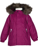 name it wetterfeste Jacke m. Kapuze NITPOWDER Mini sangria 13126721