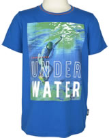 name it T-Shirt short sleeve NITGIN Kids nautical blue 13126871-NB