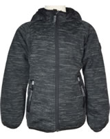 name it Softshell-Jacke m. Teddyfell NITBETA Kids black 13127132