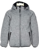 name it Wasserfeste Softshell-Jacke Teddyfell NITBETA KIDS grey melange 13138210