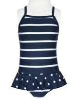 name it Badeanzug mit Schwimmwindel NITZARINA Mini dress blues 13140085
