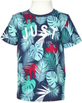 name it T-Shirt Kurzarm NITGIO JUNGLE dress blues 13140680-DB