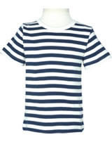 name it T-Shirt Kurzarm NITVILLYGO dress blues Streifen 13140715-DB