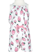 name it Jumpsuit Overall NITVIGGADI Kids Erdbeere bright white 13140757