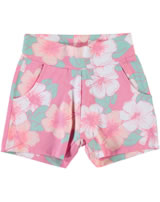 name it Sweat-Shorts NITVIGGADI Mini flamingo pink Blumen 13140763
