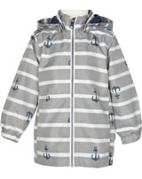name it Jacke NITMELLON Mini ANKER frost gray 13141026
