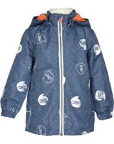 name it Jacke NITMELLON Comic Mini Boys dress blues 13141027