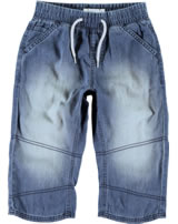 name it Kurze Jeans-Hose Baggy NITABEN Mini medium blue denim 13141185