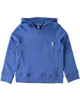 name it Sweatshirt m. Kapuze NITHOPPE Kids campanula 13142144