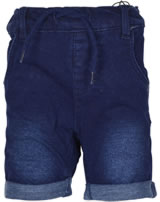 name it Jeans-Shorts Sweat Denim NITBATO Slim dark blue denim 13143110