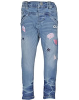name it Jeans-Hose NITACILLE Mini Girls XXSL medium blue denim 13143172