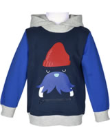 name it Sweatshirt m. Kapuze NITFRIENDON nautical blue 13143382