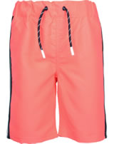 name it Badehose Badeshorts NKMZARTINS neon coral 13175167