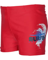 name it Badehose Schwimmshorts NMMZHARK high risk red 13147528