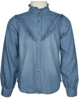 name it Bluse/Shirt Denim Langarm NITAWANAL light blue denim 13144945