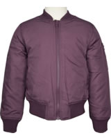 name it Bomber-Jacke gefüttert NITMARY prune purple 13141915