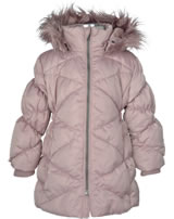 name it Daunen Stepp-Jacke NITMELIA  Mini Girls woodrose 13143765