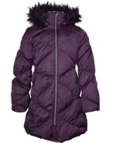 name it Daunenjacke m. Fell-Kapuze NITMELIA Kids Mädchen dark purple 13143764