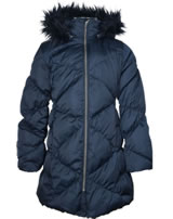 name it Daunenjacke m. Fell-Kapuze NITMELIA Kids Mädchen sky captain 13143764