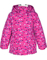 name it Jacke NITMELLO Mini Girl REGENSCHIRME fuchsia purple 13147330