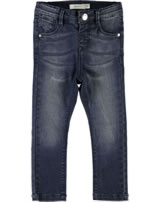 name it Jeans-Hose NITANDRINE Skinny Mini Glitzer medium blue denim 13146779