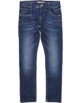 name it Jeans-Hose NKFROSE DNMTATIANA NOOS dark blue denim 13147788