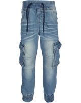 name it Jeans-Hose NMMROMEO DNMTRUMBLE light blue 13147700