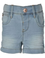 name it Jeans-Shorts NMFSALLI DNMCILLE light blue denim 13161811