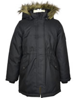 name it Parka m. Fell-Kapuze NITMOLLY black 13145569