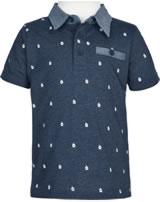 name it Polo-Shirt Kurzarm NMMFANO dark sapphire 13176027