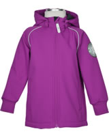 name it Softshell-Jacket hooded NKFMALTA festival fuchsia 13171008