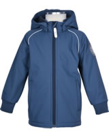 name it Softshell-Jacke m.Kapuze NKMMALTA dark denim 13171013