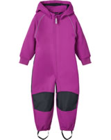 name it Softshell overall NMFMALTA festival fuchsia 13171009