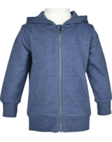 name it Sweatjacke m. Kapuze NMMGAME vintage indigo 13153567